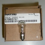 Maytag 989331 Light Bulb 6W SES Facia Amana Panel